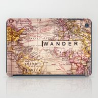 iPad Case featuring Wander by Sylvia Cook Photogra…