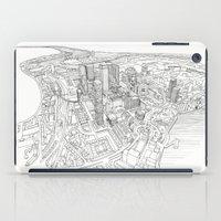 Canary Wharf iPad Case
