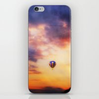 Heaven's Door iPhone & iPod Skin