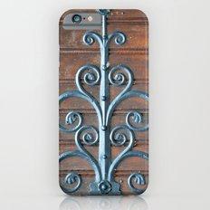 Church swirls Slim Case iPhone 6s