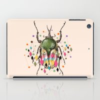 Insect VII iPad Case