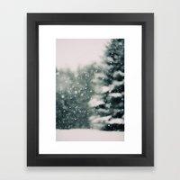 Winter Daydream #3 Framed Art Print
