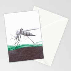 Artificial life N. 3 Stationery Cards