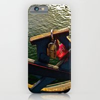 iPhone & iPod Case featuring Interlocked by JuliHami