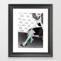 If The Shoe Fits... Buy … Framed Art Print