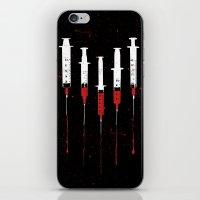 Needles iPhone & iPod Skin