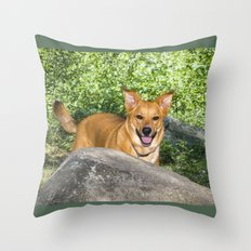 My Duke Throw Pillow