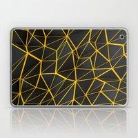 Yellow Wire Laptop & iPad Skin