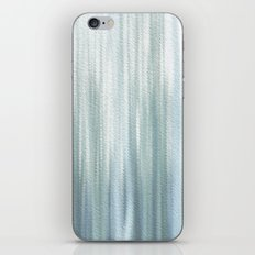 Frost in woods iPhone & iPod Skin