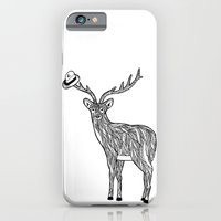 iPhone & iPod Case featuring Deer by Anne Crittenden