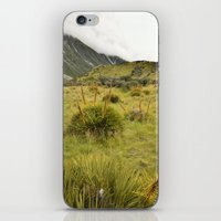 Grassy Landscape iPhone & iPod Skin