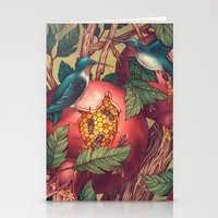 Ragged Wood Stationery Cards