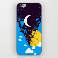 The Break Of Day iPhone & iPod Skin