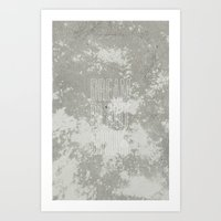Dream. Plant. Grow. Art Print