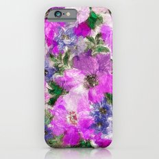 Splendid Flowers iPhone 6s Slim Case