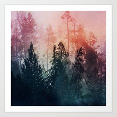 Trees of Life Art Print