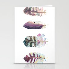 Eagle Feather Stationery Cards