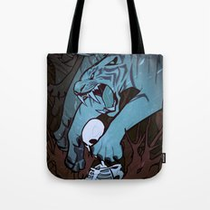 Weretiger - Cool Tote Bag