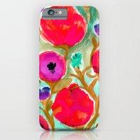 Fiona Flower iPhone 6 Slim Case