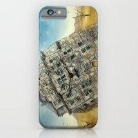 iPhone & iPod Case featuring Die Villa in der Wüste ! by teddynash