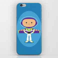 Space Ranger iPhone & iPod Skin