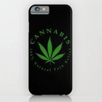 Cannabis iPhone 6 Slim Case
