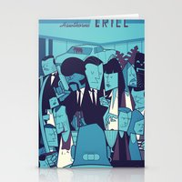 PULP FICTION variant Stationery Cards