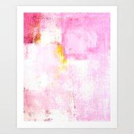 Sugar Coded Art Print