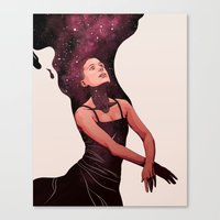 Nightsongs Canvas Print