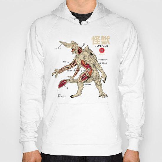 Kaiju Anatomy Hoody
