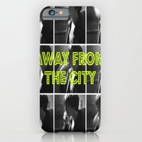 AWAY FROM THE CITY iPhone 6 Slim Case