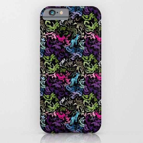 pattern_colors iPhone & iPod Case