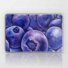 Fresh Blueberries Laptop & iPad Skin
