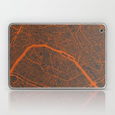 Paris Map Laptop & iPad Skin