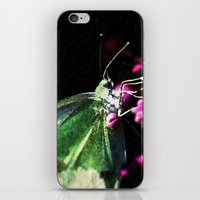Butterfly queen iPhone & iPod Skin