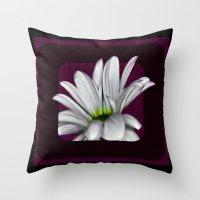 Gerbera Viridifolia Throw Pillow