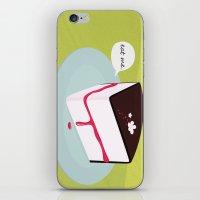 Eat Me. iPhone & iPod Skin