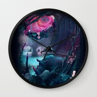 grotto Wall Clock