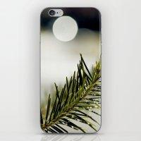green. iPhone & iPod Skin