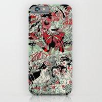 UNINVITED GARDEN iPhone 6 Slim Case