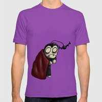 VampBob Mens Fitted Tee Ultraviolet SMALL