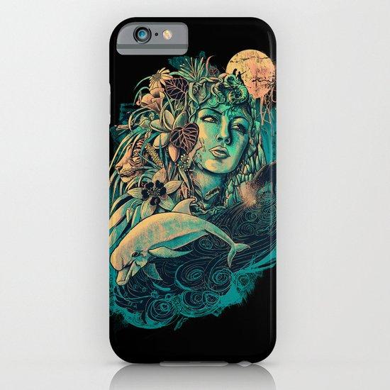 Gaia iPhone & iPod Case