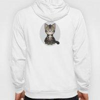 Tabby Kitten Hoody
