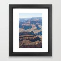Grand Canyon 7 Framed Art Print