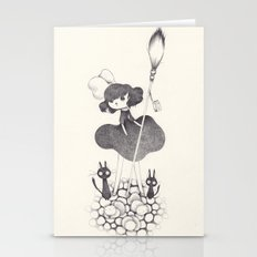Delivery Service Stationery Cards