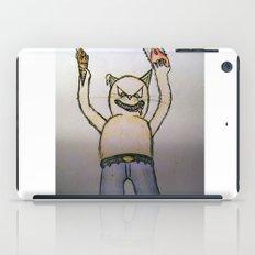 Killer cat iPad Case