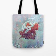 Ocean Jewel Tote Bag