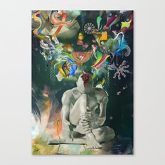 Ia:Sija Canvas Print