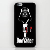 DonVader iPhone & iPod Skin