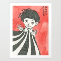 Child Art Print